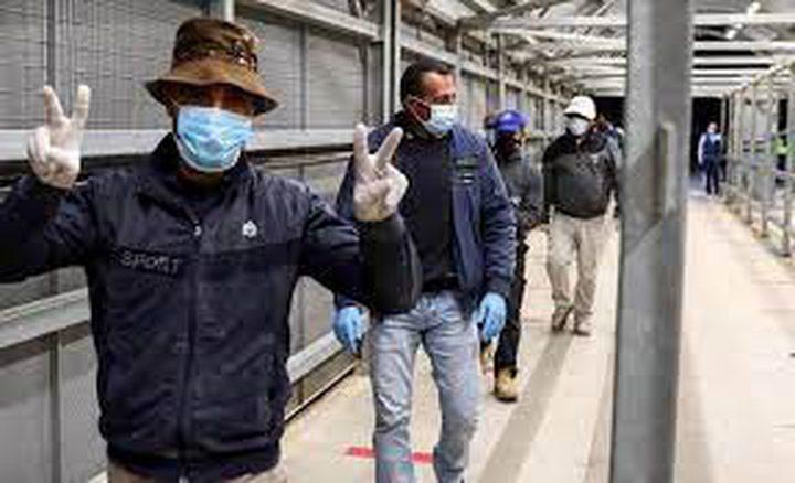 حكومة الاحتلال تصادق على زيادة تصاريح العمال الفلسطينيين