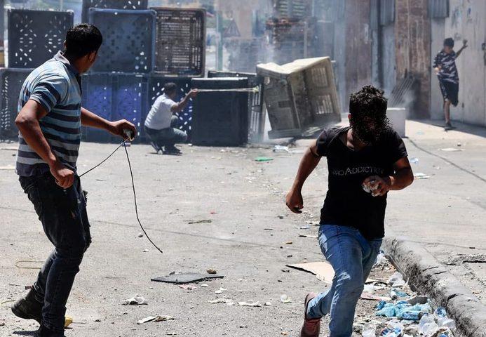 أكثر من 100 إصابة خلال مواجهات مع الاحتلال جنوب نابلس