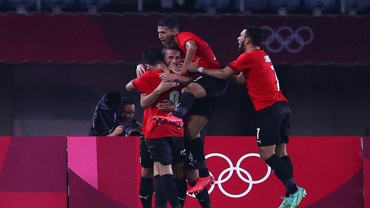 مصر تهزم أستراليا وتبلغ ربع نهائي كرة القدم بأولمبياد طوكيو