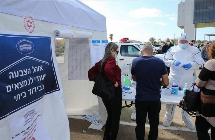 تعليمات الشارة الخضراء الخاصة بكورونا تدخل حيز التنفيذ في إسرائيل