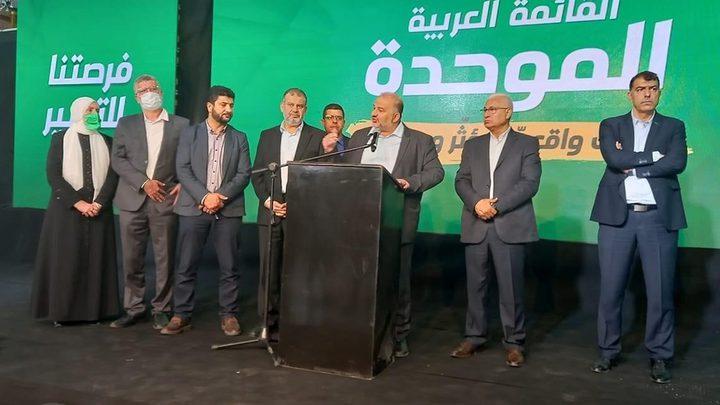 نواب الموحدة يفشلون اقتراح قانون ربط بيوت عربية بالكهرباء