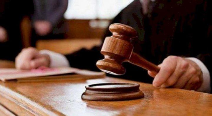 الحكم على مدان بتهمة القتل بالأشغال الشاقة 15 سنة