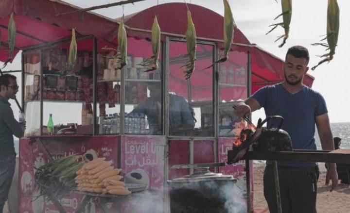 رئيس بلدية غزة ينفي إزالة الأكشاك الموجودة على شاطئ بحر غزة