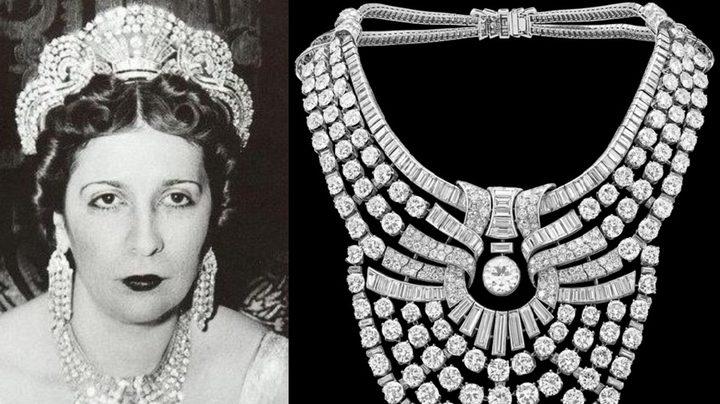 مخطط تفجيري يفشل في باريس بسرقة أغلى قلادة لملكة مصرية