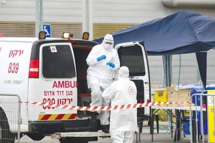 صحة الاحتلال : 2140 إصابة جديدة بكورونا والحالات الخطيرة ترتفع