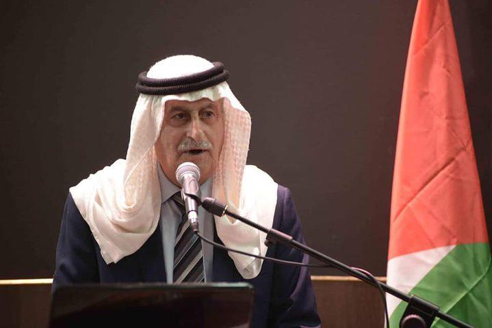 الشيخ الزير: آل الجعبري وآل العويوي لهما تاريخ نضالي