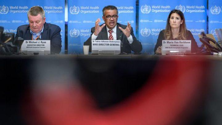 منظمة الصحة: موجة وبائية رابعة من كورونا تضرب 15 دولة