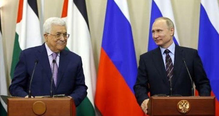 الرئيس محمود عباس يزور روسيا سبتمبر المقبل