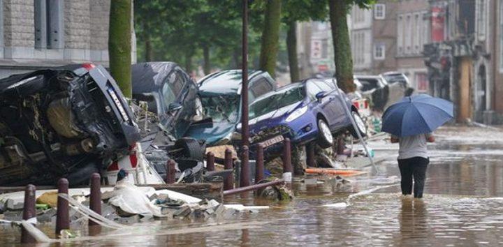 ارتفاع حصيلة ضحايا الفيضانات شرق أفغانستان إلى 113 قتيلا