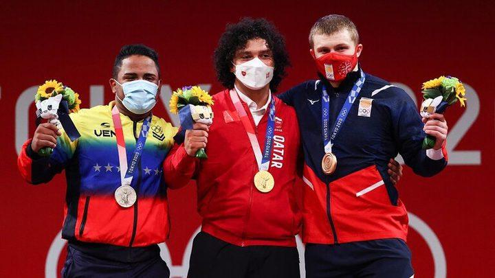 دولة عربية تحصد أول ميدالية أولمبية في تاريخها في طوكيو
