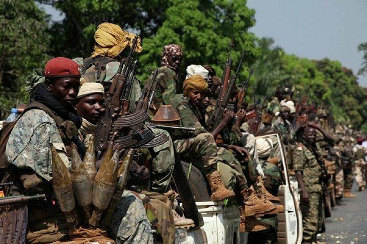 مقتل 6 مدنيين بهجوم في إفريقيا الوسطى