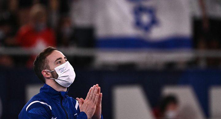 """""""إسرائيل"""" تحرز أول ميدالية ذهبية في أولمبياد طوكيو"""