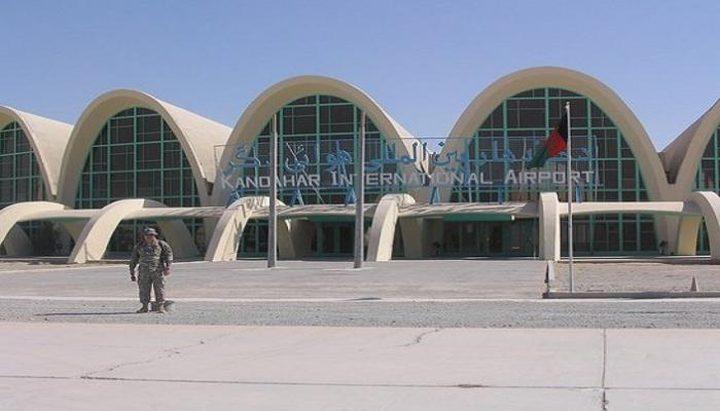 ثلاثة صواريخ تُصيب مطار قندهار جنوب أفغانستان