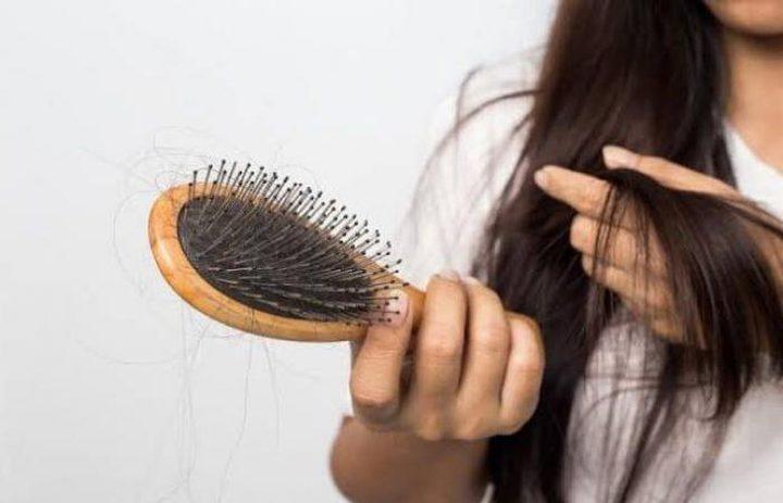 مكونات طبيعية لعلاج تساقط الشعر