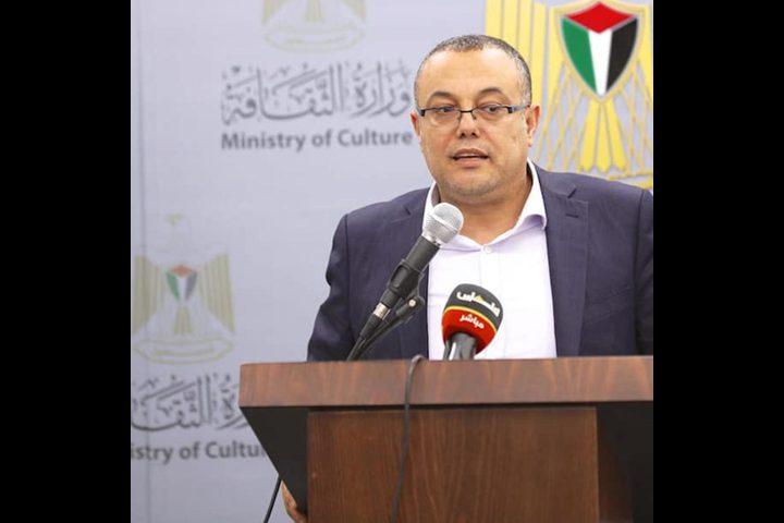 أبو سيف يلتقي ممثلي الفعاليات الثقافية في محافظة أريحا والأغوار