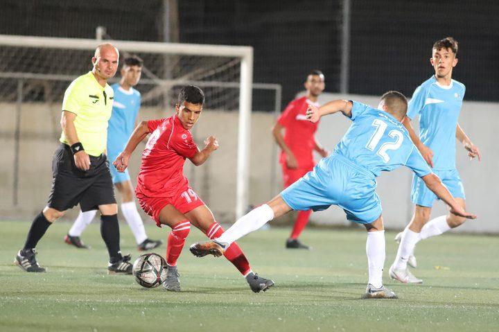 أرثوذكسي بيت ساحور يفوز على مركز بلاطة في ربع نهائي كأس طوكيو