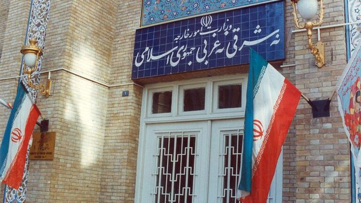 إيران ترد على استدعاء سفيرها في بريطانيا