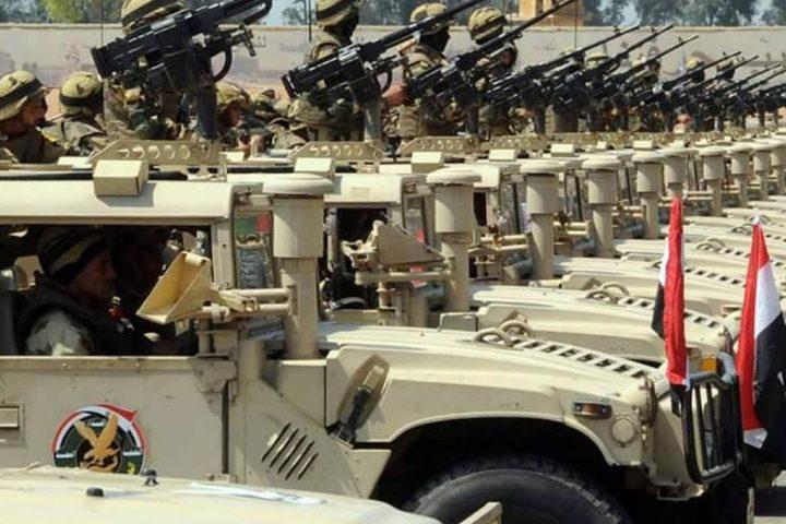 الجيش المصري يعلن انضمام سلاح جديد إلى قواته
