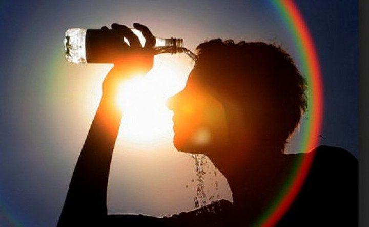 الطقس: أجواء شديدة الحرارة في معظم المناطق