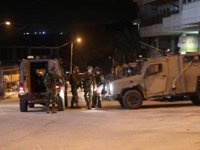 جنين: إصابة 6 شبان في مواجهات مع قوات الاحتلال