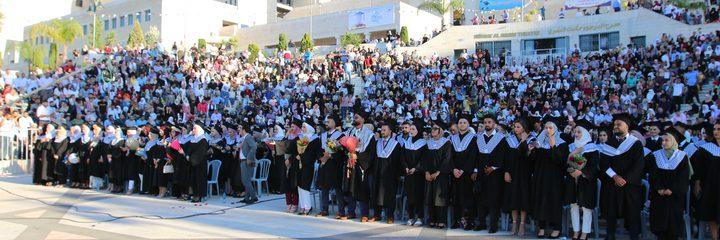 النجاح تبدأ باستقبال طلبات الالتحاق للعام الجامعي 2022/2021