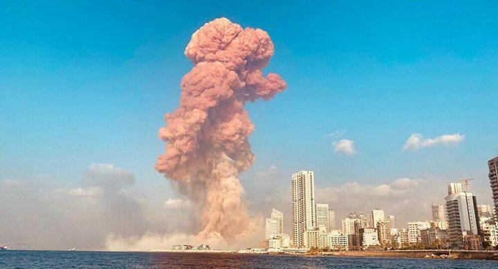 اللبنانيون يحيون الذكرى الأولى لانفجار مرفأ بيروت