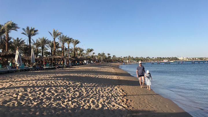 شواطئ سيناء المصرية تستقبل أكثر من  70 ألف سائح إسرائيلي