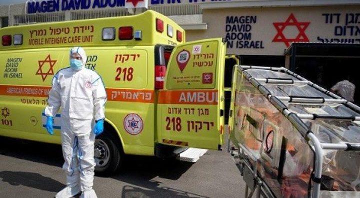 """""""إسرائيل"""": تسجيل 6 وفيات و3421 إصابة جديدة بفيروس كورونا"""