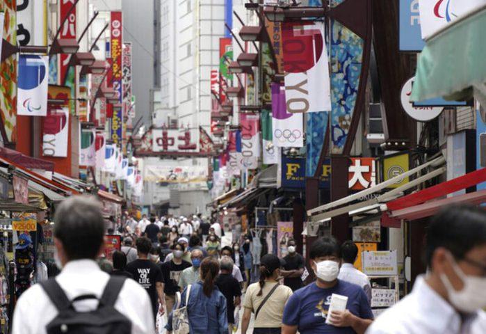 """طفرة """"دلتا"""" تمثل 90% من إصابات كورونا في اليابان"""