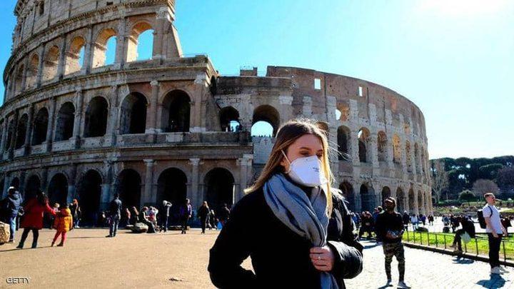 إيطاليا تسجل 27 وفاة بفيروس كورونا و7230 إصابة جديدة