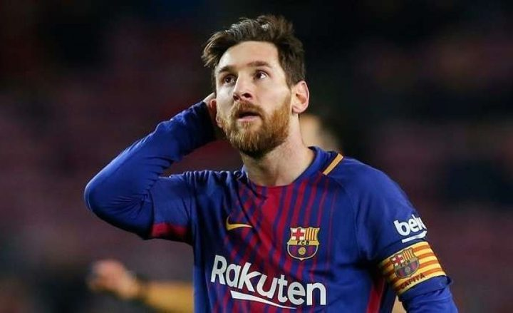 برشلونة يعلن رحيل نجمه وقائده ميسي