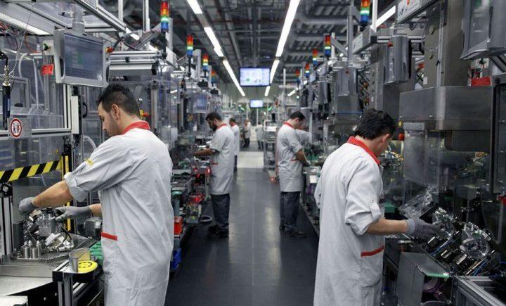 ارتفاع الرقم القياسي لكميات الإنتاج الصناعي بنسبة 10.60%