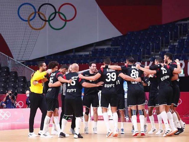 منتخب فرنسا لكرة اليد ينهي مغامرة مصر في أولمبياد طوكيو