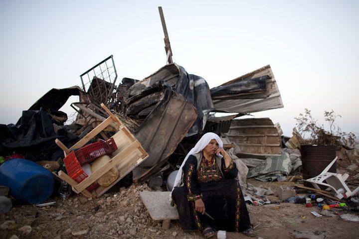 الاحتلال يهدم قرية العراقيب للمرة 191