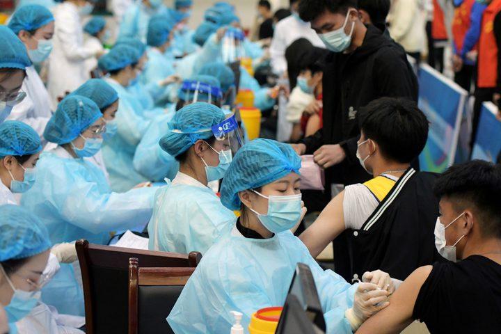 الصين تجري 1.72 مليار عملية تطعيم ضد كورونا