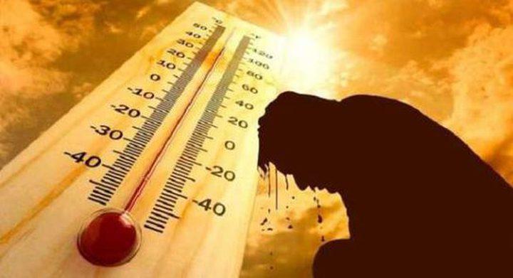 الطقس: أجواء شديدة الحرارة وتحذير من التعرض لأشعة الشمس المباشرة