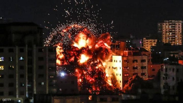 قناة كان: الاحتلال الإسرائيلي قد يقصف غزة الليلة