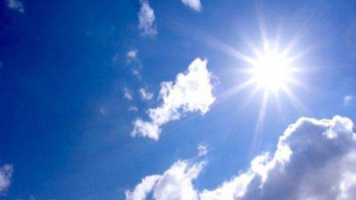 الطقس : أجواء شديدة الحرارة حتى الاثنين