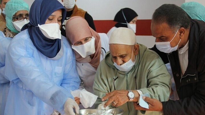 تسجيل 11358 إصابة و76 وفاة جديدة بفيروس كورونا في المغرب