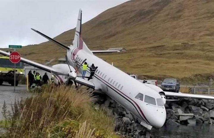 6 قتلى في تحطم طائرة سياحية في ألاسكا