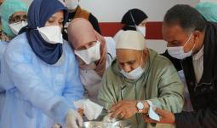 92 إصابة بفيروس كورونا في قطاع غزة