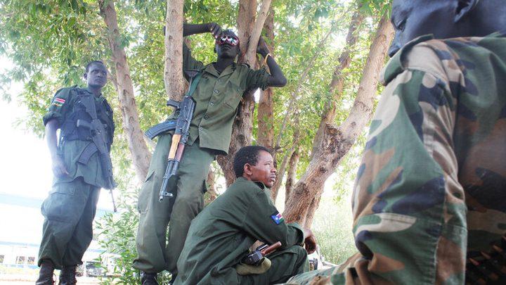 عشرات القتلى جراء اشتباكات جنوب السودان