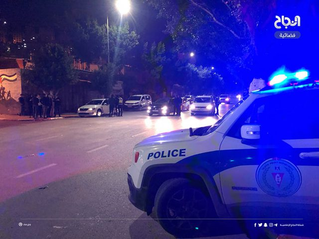 الشرطة تشن حملة على تجار المواد المخدرة ومروجيها في الضفة