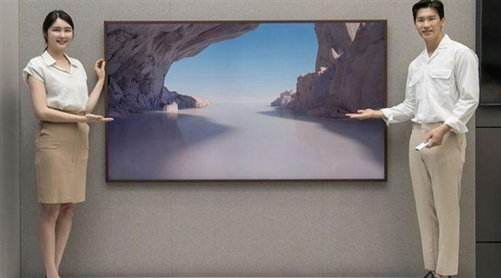 سامسونغ تطلق تلفزيونها الذكي The Frame