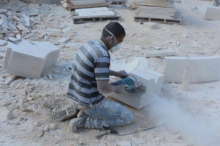 حملة تفتيشية حول شروط السلامة في قطاعي مناشير الحجر والإنشاءات
