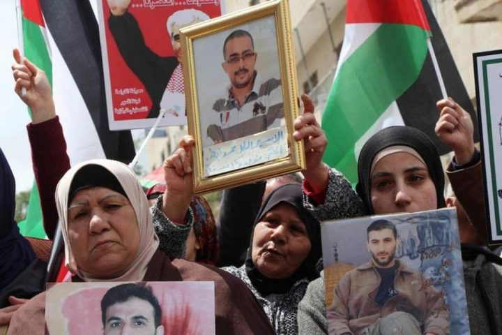 وقفة دعم واسناد مع الأسير المريض محمد داوود