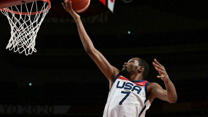 أميركا تحرز لقبها الرابع تواليًا بفوزها على فرنسا في كرة السلة