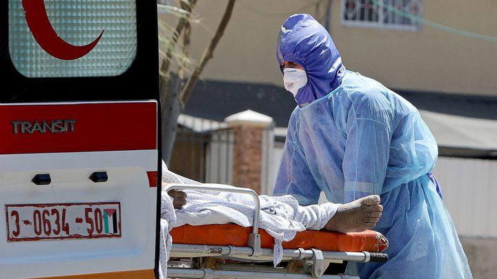 وفاتان و77 إصابة جديدة بفيروس كورونا في غزة