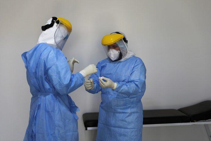 69 إصابة نشطة بفيروس كورونا في أم الفحم
