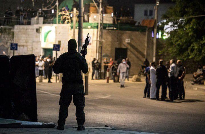 الاحتلال يعتقل ما لا يقل عن 238 فلسطينيا من مدينة اللد